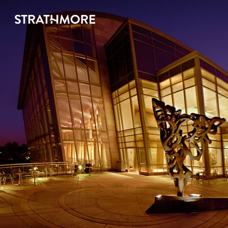 FRONT - Strathmore Arts Center