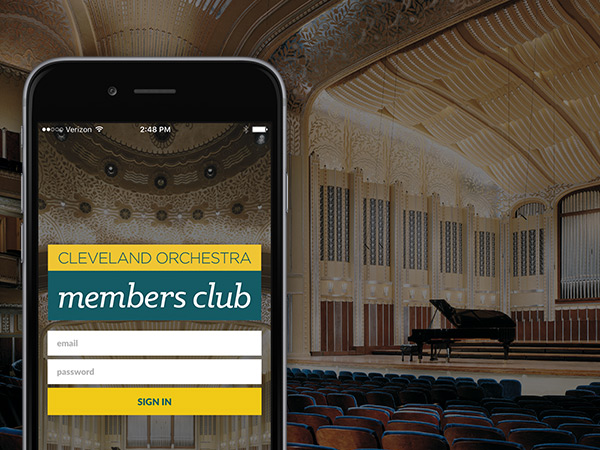 Cleveland Orchestra App