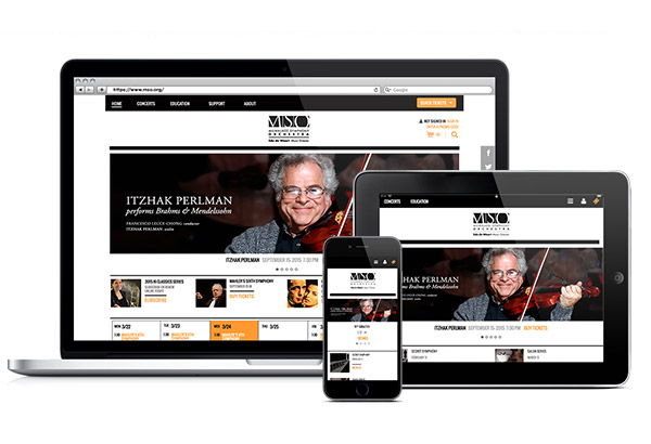 Milwaukee Symphony Orchestra Homepage