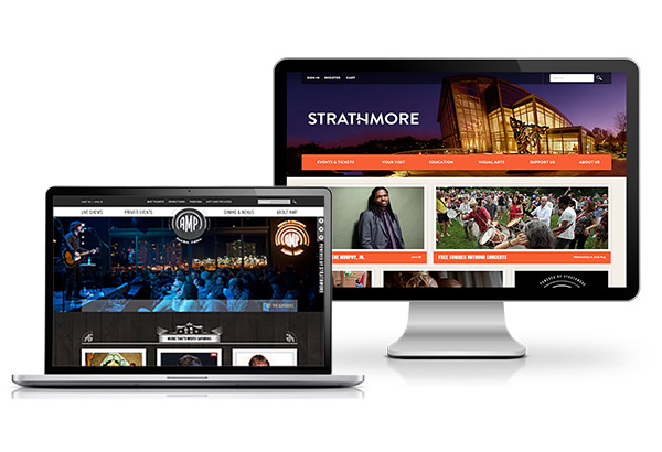 Strathmore Homepage