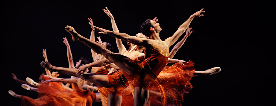 San Francisco Ballet header image
