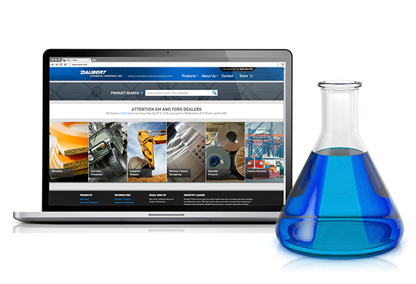 Daubert Chemical Homepage